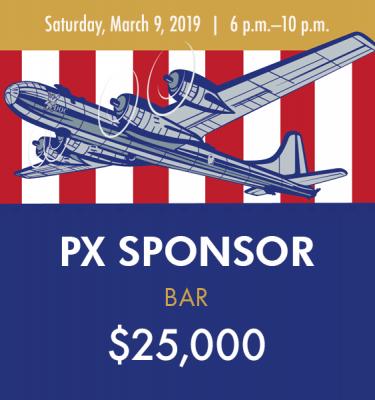 PX Sponsor 2019 Gala