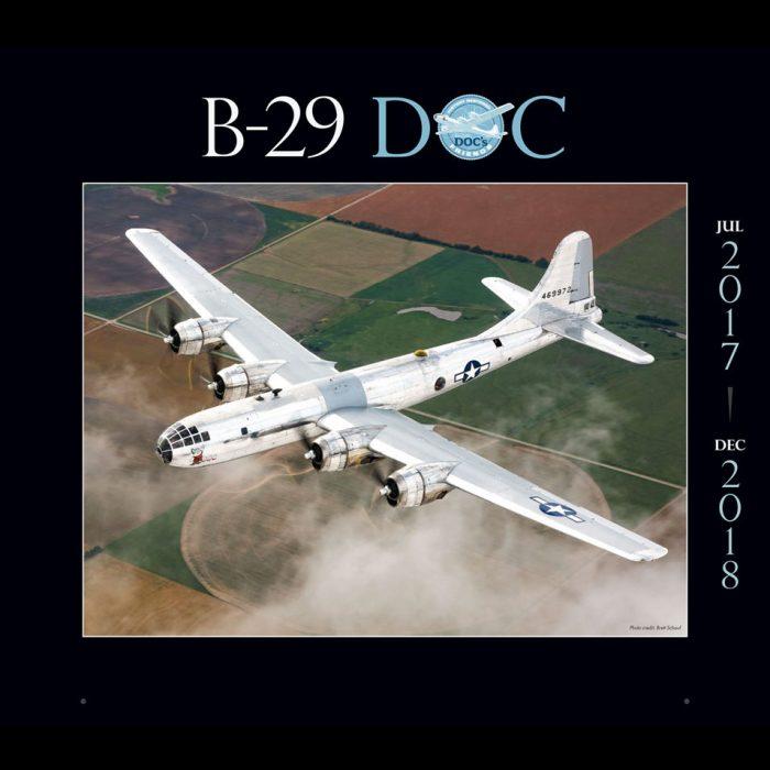 B-29 Doc calendar