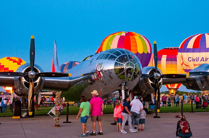 B-29 Doc at Oshkosh