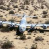 B-29 Doc in desert