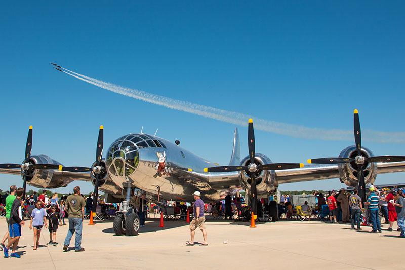 B-29 Doc at show