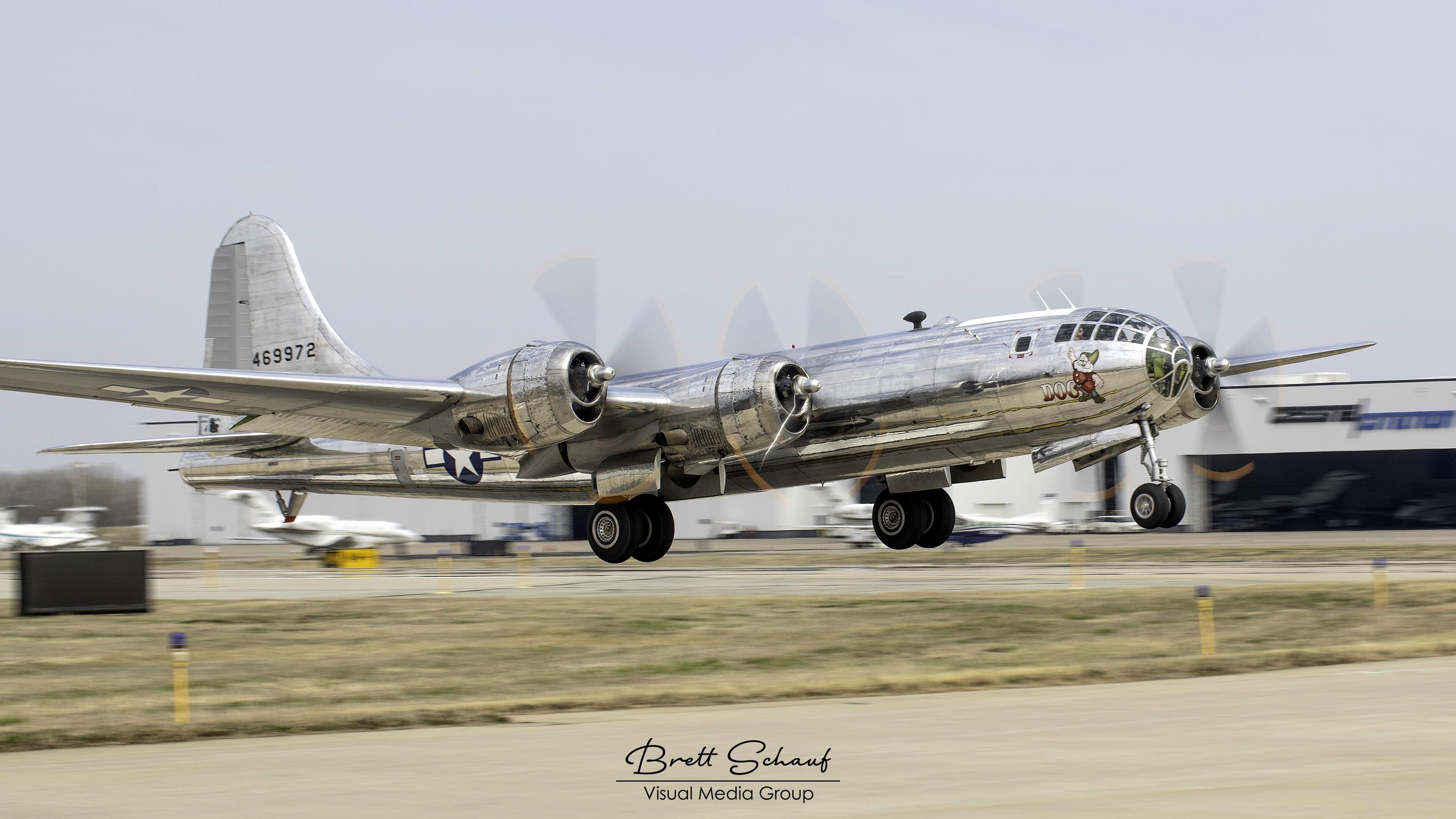 B-29 Doc | Doc's Friends | B-29 Superfortress | Restoring