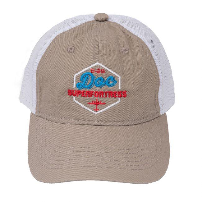 Doc B-29 mesh back hat