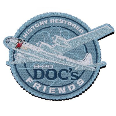 Doc B-29 patch