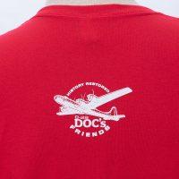 Doc B-29 red t-shirt