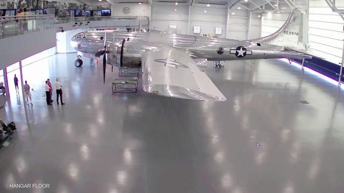 B-29 Doc live streaming