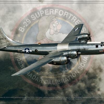 Poster: Doc Vintage Radar Calibration Squadron