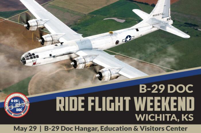 B-29 Doc Rides